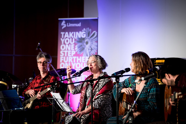 Programme - Performance at Limmud Festival