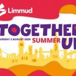 Limmud Together UK Summer logo