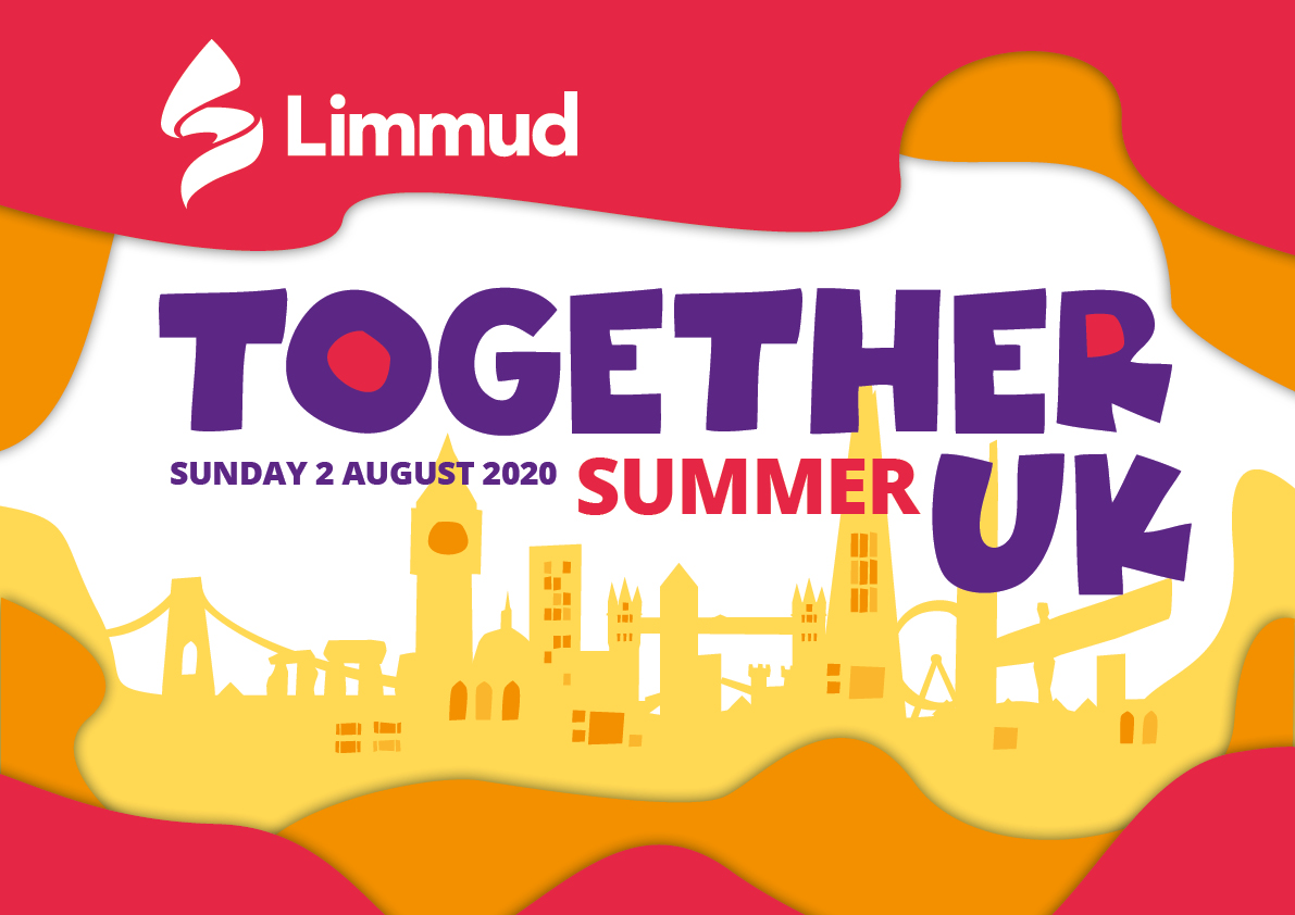 Limmud Together UK Summer logo